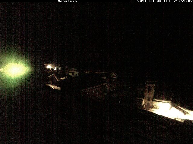 Livecam Monstein 1